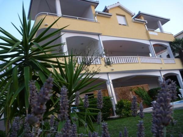 Apartmani Kasalo AP Žuti -  Trogir (2+2)