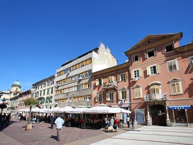 Apartmani Korzo Soba - Rijeka (3+1)