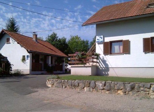 Kuća obitelji Dukić - Plitvička jezera (6+0)