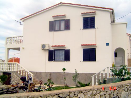 Apartmani Ljubica - Novalja Pag APP1 (2+1)