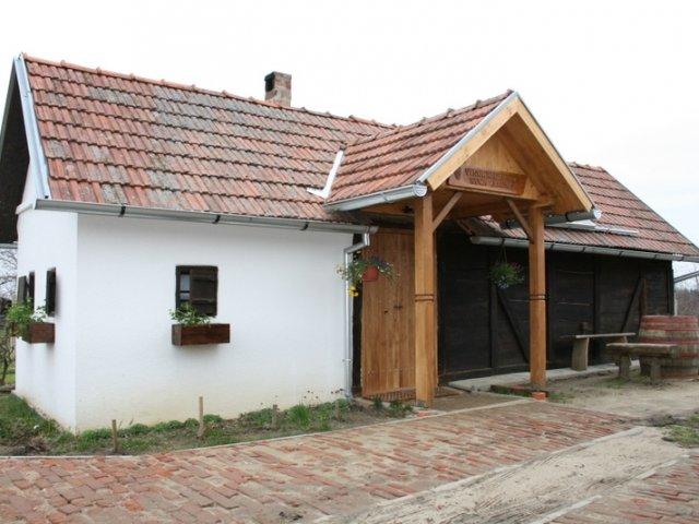 Ruralna kuća za odmor - Đurđevac (2+2)