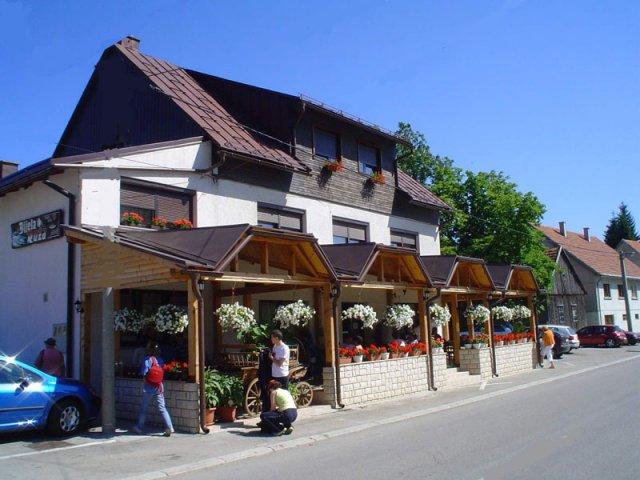 Pansion Bijela Ruža - Ravna Gora
