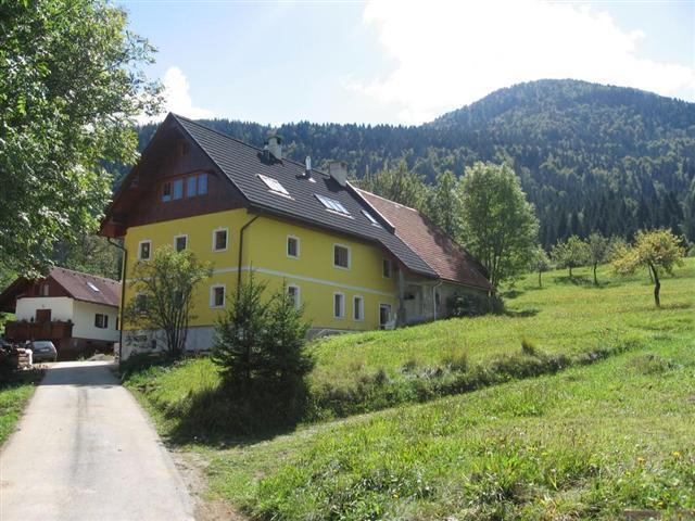 Apartmani Tubej - Bohinj-Kobla (2+2)