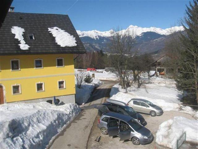 Apartmani Tubej - Bohinj-Kobla (4+2)