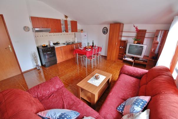 Apartmani Pranjić APP 2 - Rovinj (4+2)