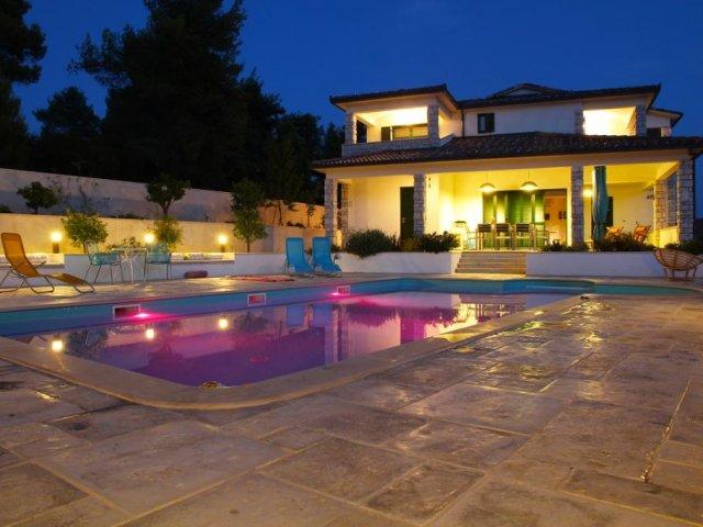 Luksuzna Vila Dora - Potirni, otok Korčula (8+0)