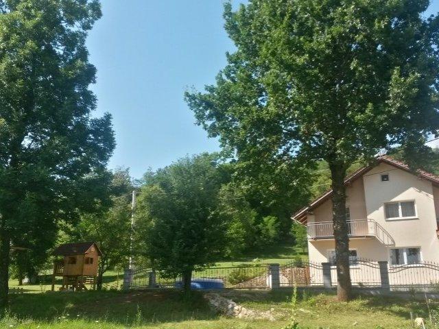 Kuća za odmor Lika - Mia - Lički Osik (8+4)