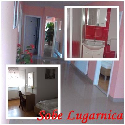 Sobe Lugarnica - Zagreb Sobe 1 (2+1)