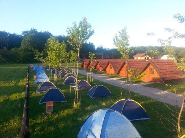 Eco camp Rizvan City, Rizvanuša