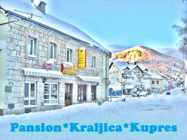 Restoran-Pansion Kraljica - Kupres