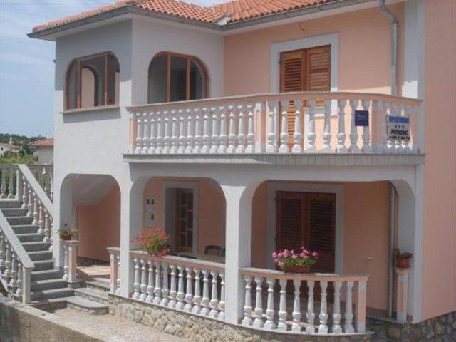 Apartmani Petrović - Šilo Otok Krk Studio AP1 (2+1)