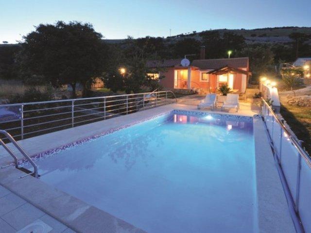 Kućica za odmor Komar - Maljkovici, Trogir (2+2)