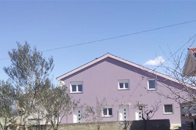Apartmani Levanta - Poljica, Vrsi AP1 (2+3)