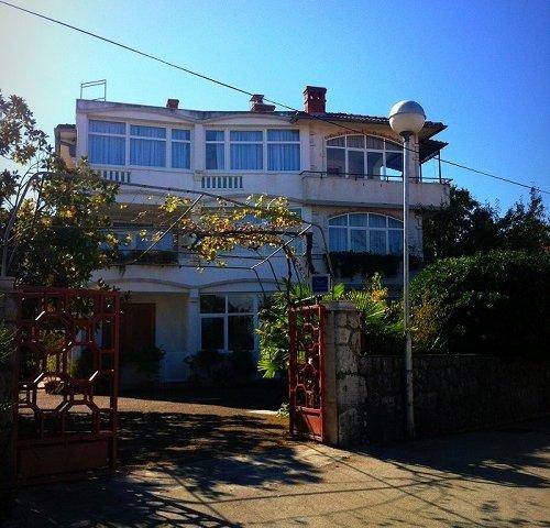 Apartmani Gržetić - Malinska AP1 (4+1)