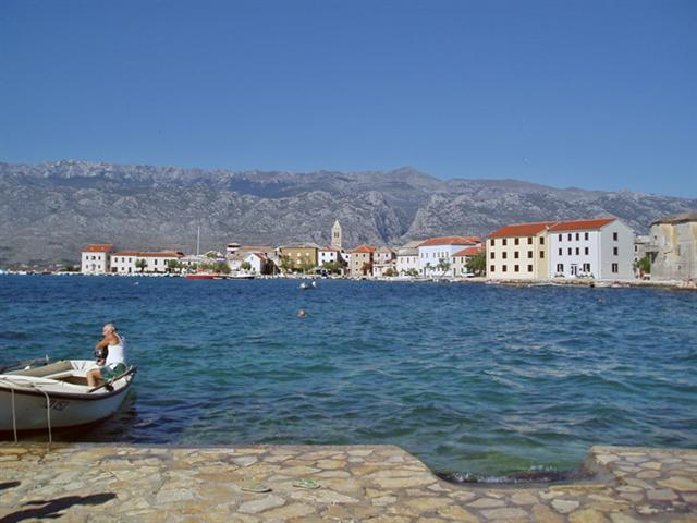 Grand Aparman Tamarix  za 4 osobe s pogledom na more i plažu Vinjerac - Zadar