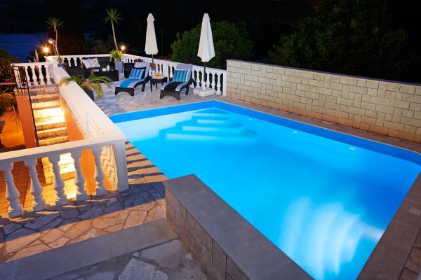 Apartmani Dragojević - Vela Luka, Otok Korčula AP2 (4+2)