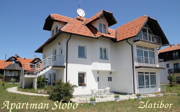 Apartman Slobo - Zlatibor (2+2)