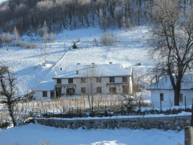 Vikend kuća Vuković - Kopaonik, selo Brzeć (8+2)