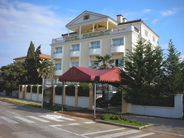 Hotel President Zadar GARANCIJA NAJNIŽE CIJENE