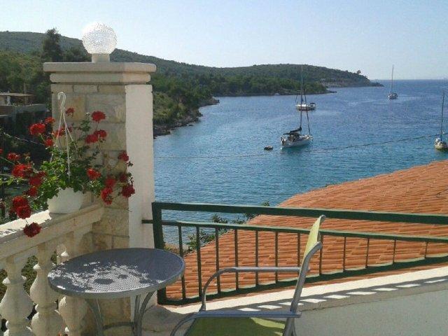 Villa Huerte Hvar - Jednosobni Apartman s pogledom na more
