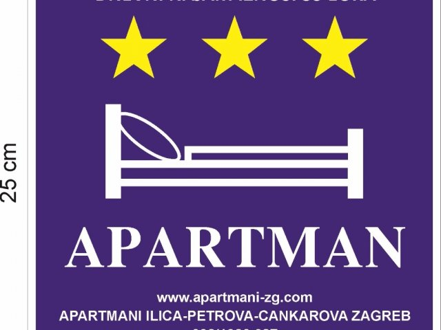 Apartman Petrova - Zagreb AP1 (2+2)