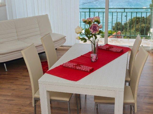 Villa Huerte Hvar - Apartman s pogledom na more