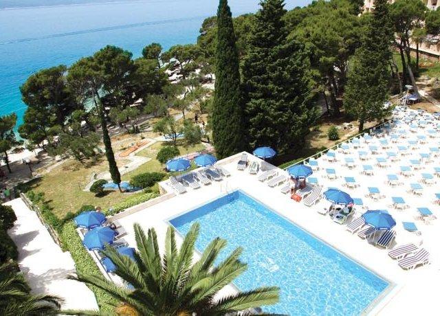 Bluesun hotel Maestral - Brela, Makarska GARANCIJA NAJNIŽE CIJENE
