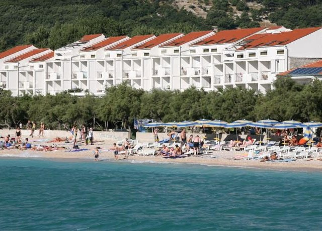 Hotel Zvonimir Baška GARANCIJA NAJNIŽE CIJEN