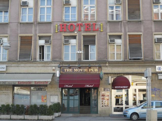 The Movie Hotel Zagreb GARANCIJA NAJNIŽE CIJENE