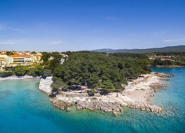 Valamar Hotel Koralj Romantic Krk GARANCIJA NAJNIŽE CIJENE
