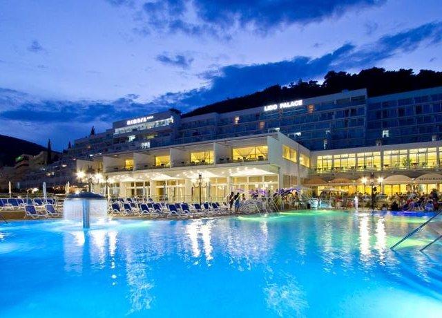Hotel Mimosa-Lido Palace Rabac GARANCIJA NAJNIŽE CIJENE