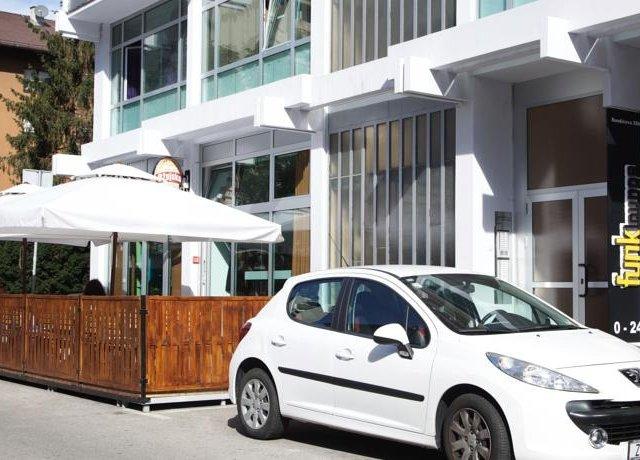 Funk Lounge Hostel Zagreb GARANCIJA NAJNIŽE CIJENE