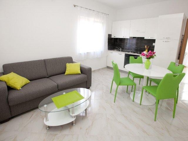 Apartmani M.T.V. - Zadar, Arbanasi Zeleni apartman (2+2)