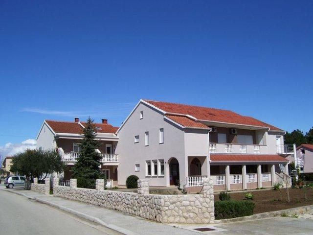 Apartmani Ivana - Nin - AP - P1  (4+2)