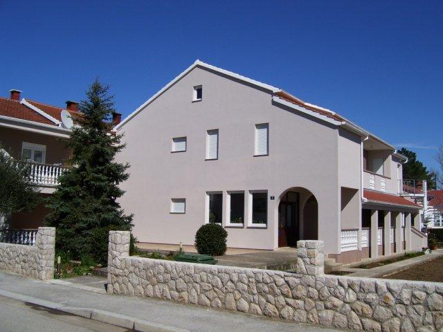 Apartmani Ivana - Nin - AP - K2 (2+2)