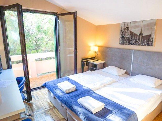 Apartman s dvije sobe i dvije kupaonice 2 + 2