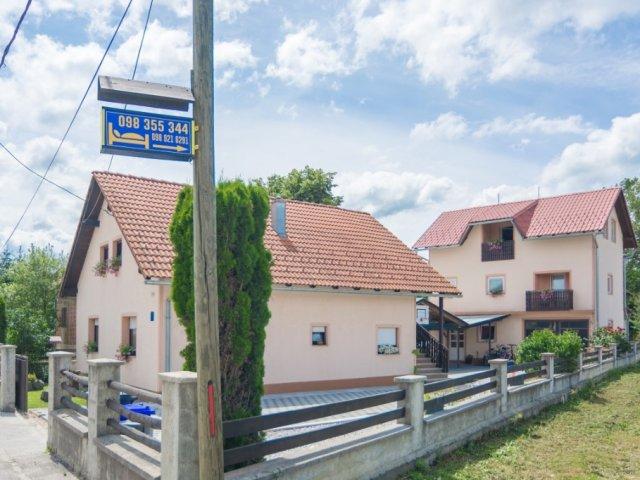 Apartmani Šarić - Gospić AP1 (5+1)