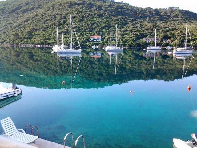 Blue & Green Apartments Lastovo
