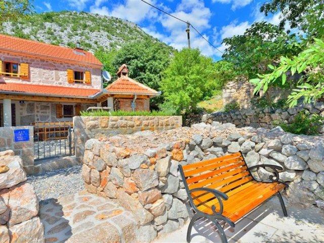 Kuća za odmor Martelina - Starigrad Paklenica (4+0) 57851-K1