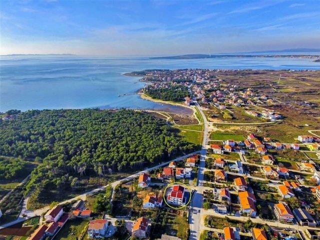 Apartmani Glavan - Privlaka (Zadar) A1 (4+2) 27041-A1