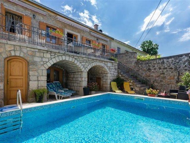 Kuća za odmor Villa Ljuba - Crikvenica (6+2) 86401-K1