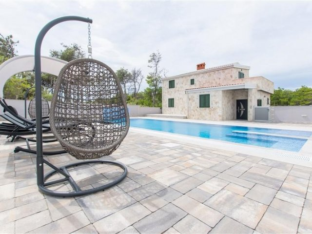 Kuća za odmor Luxury Stone Villa - Vir (10+2) V6341-K1