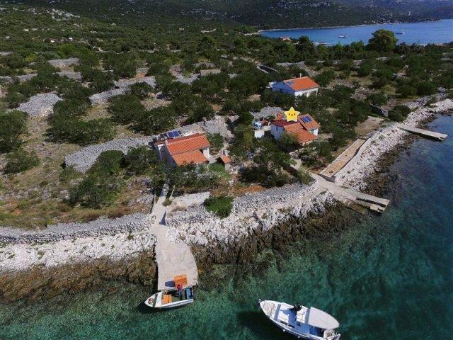 Kuća za odmor Rose Hip - Tkon - otok Pašman (2+2) 14511-K1