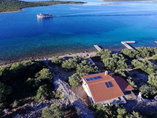 Kuća za odmor Kaliopa - Pašman - Neviđane - otok Pašman (4+1) 14576-K1