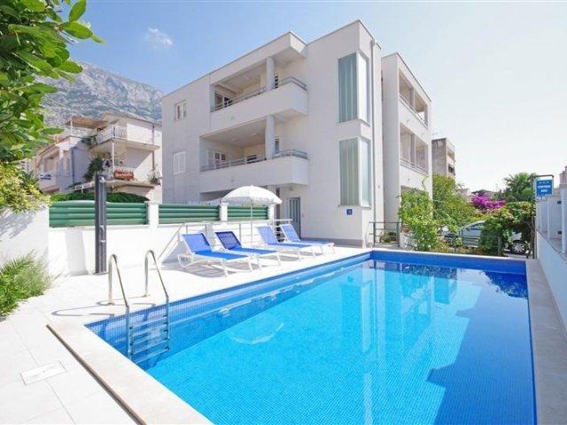 Apartmani Slobodanka - Makarska A4 (2+2) 36121-A4