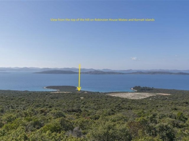 Kuća za odmor Mateo - Neviđane - otok Pašman (4+1) 48041-K1