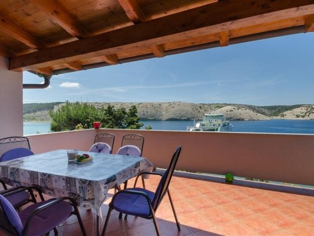 Apartmani By the sea in Lopar - otok Rab A3 (2+3) 86661-A3