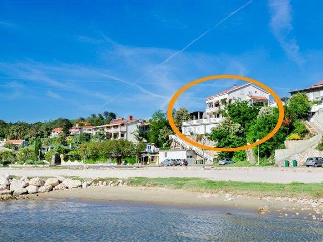 Apartman Albina - Lopar - otok Rab A1 (5+1) 28001-A1
