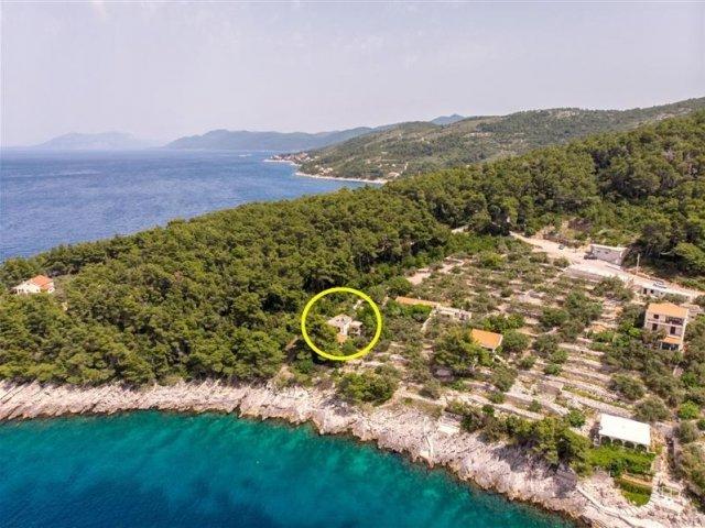 Apartmani Dijana - Črnja Luka - otok Korčula A1 (3+1) 51251-A1