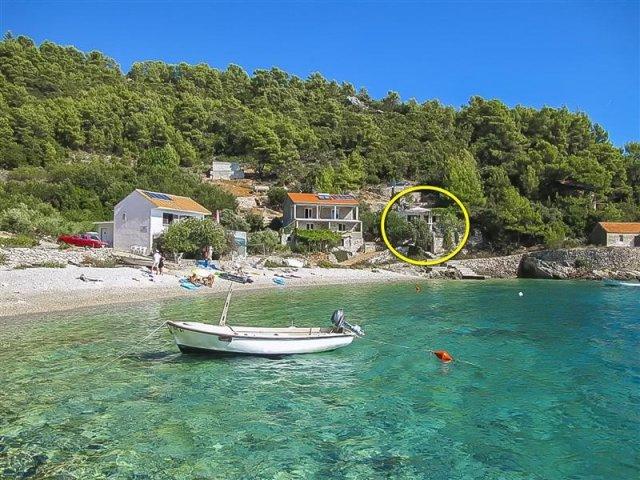 Kuća za odmor Herta - Gdinj - otok Hvar (4+1) 34151-K1